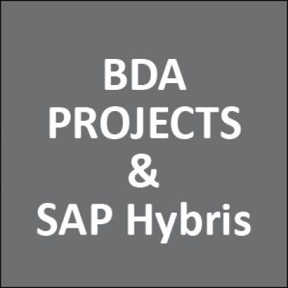 BDA-Projects  שותפה עסקית של חברת SAP ליישום מערכות CRM – SAP Hybris Cloud For Customer